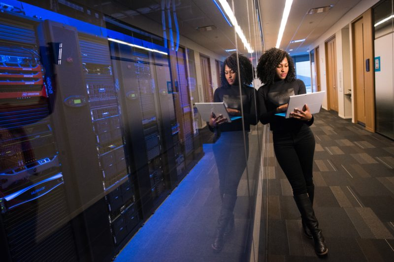 Women in cybersecurity