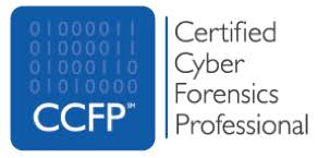 Certified Cyber Forensics Professional (CCFP) Certification Icon
