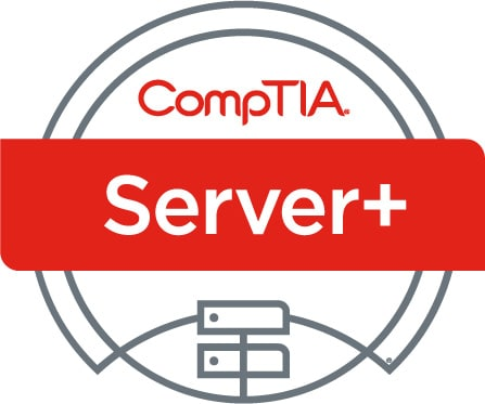 CompTIA Server+ Certification Icon