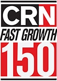 CRN Fast Growth 150 Award Logo