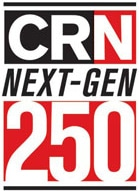 CRN Next-Gen 250 Award Logo
